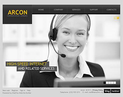 webdesign : Big, Screenshot 34388