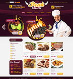 webdesign : meat, company, cart
