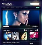 webdesign : magic, amusement, dancing