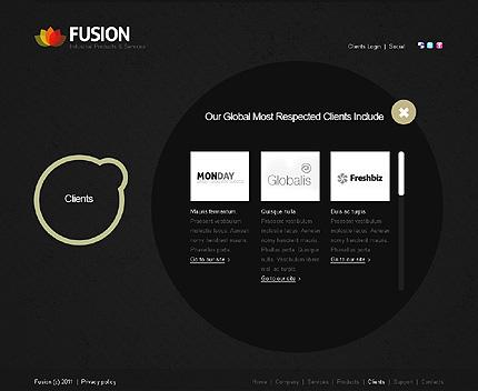 webdesign : Big, Screenshot 34640