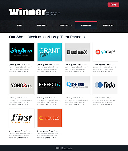 webdesign : Big, Screenshot 34728