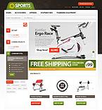 webdesign : equipment, ski, cap