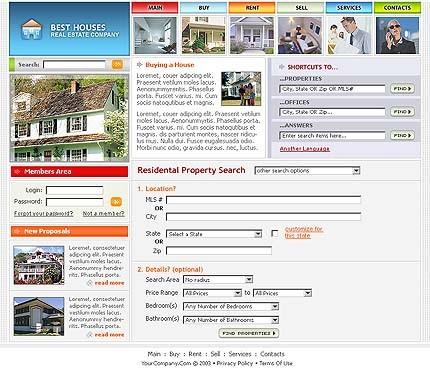 webdesign : Big, Screenshot 3508