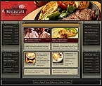 webdesign : drink, testimonials, cookbook