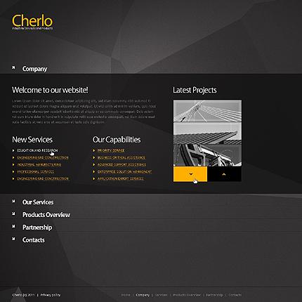 webdesign : Big, Screenshot 35469