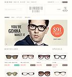 webdesign : store, fashion, specials