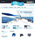webdesign : marine, shop, buy