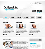 webdesign : eyesight, ophthalmology, surgery