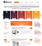 webdesign template 35997