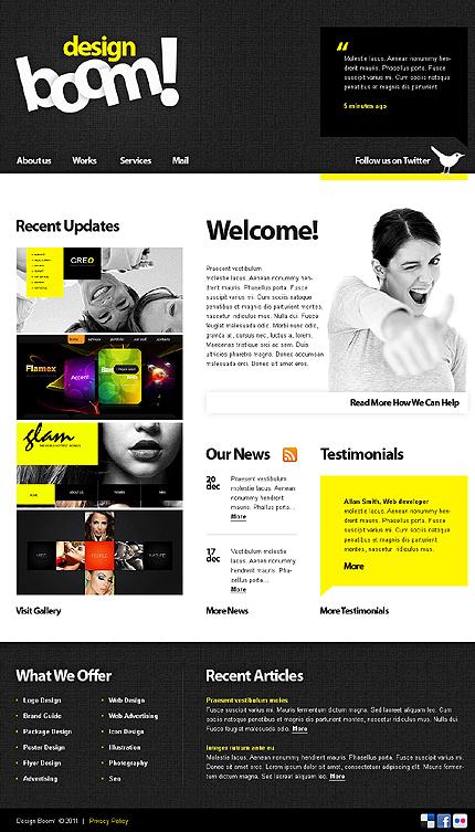 webdesign : Big, Screenshot 35998