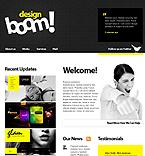 webdesign : boom!, painters, design