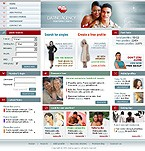 webdesign : wedding, partners, personal