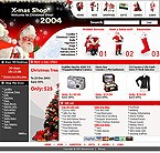 webdesign : Santa, Claus, flower
