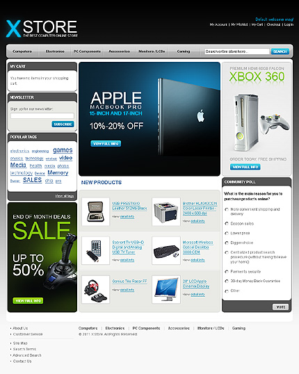 webdesign : Big, Screenshot 36007