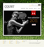 webdesign : accessories, racquet, strings