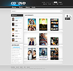 webdesign : movies, online, cases