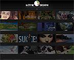 webdesign : gallery, artists, portfolio