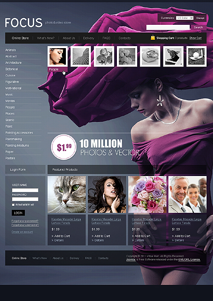 webdesign : Big, Screenshot 36143