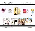 webdesign : skincare, damping, lifting