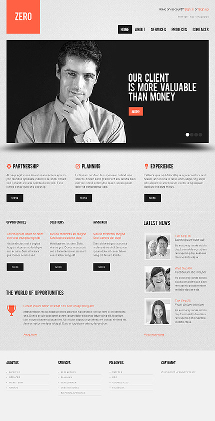 webdesign : Big, Screenshot 36259