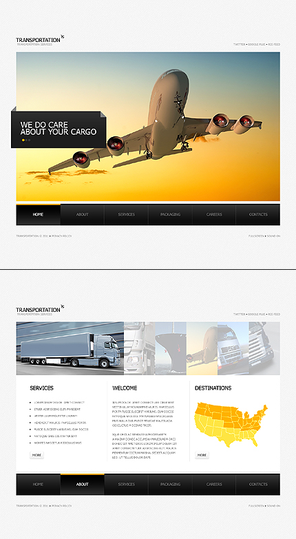 webdesign : Big, Screenshot 36302