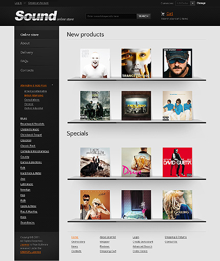 webdesign : Big, Screenshot 36356