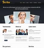 webdesign : strike, plug-in, system