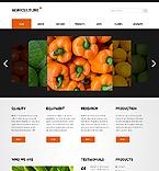 webdesign : fertilizer, clients, stocks