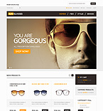 webdesign : eye, online, sunglasses