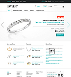 webdesign : online, gold, rings