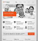 webdesign : freggy, business, support