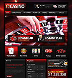 webdesign : fortune, winning, blackjack