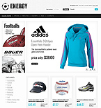 webdesign : energy, sport, travel