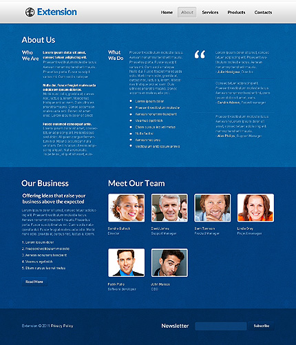 webdesign : Big, Screenshot 36639