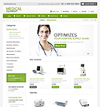 webdesign : medicine, monitor, exam