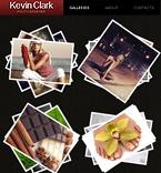 webdesign : portfolio, camera, pictures