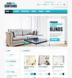 webdesign : blinds, shutters, shop