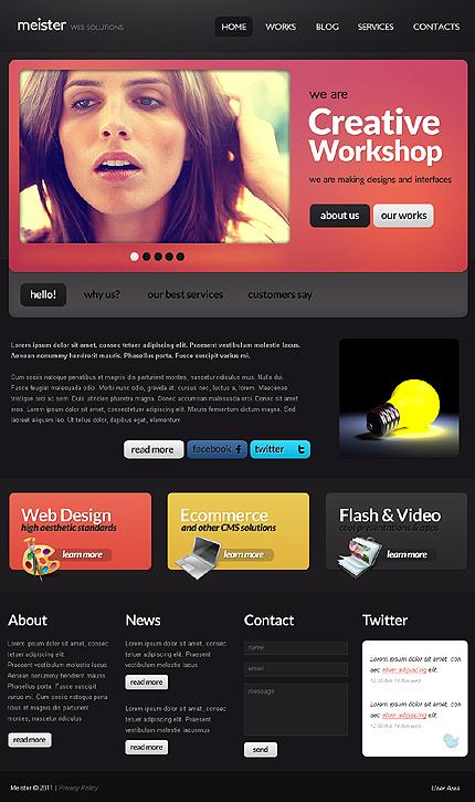 webdesign : Big, Screenshot 36728