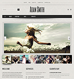 webdesign : portfolio, photographer, picture