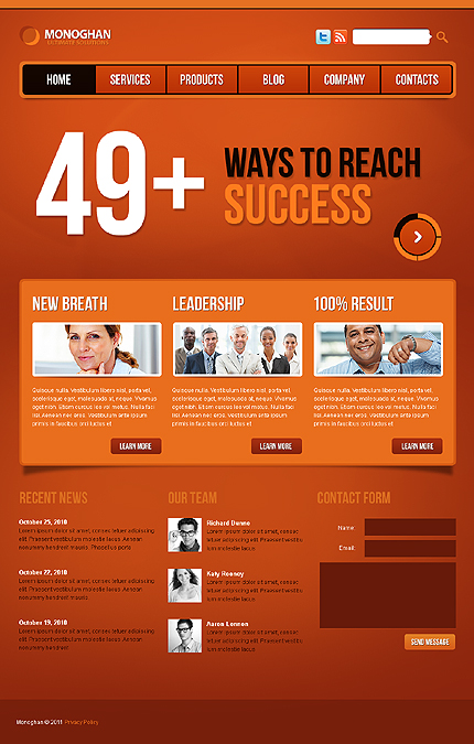 webdesign : Big, Screenshot 36756