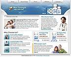webdesign : medicine, life, doctor