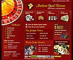 webdesign : player, baccarat, money