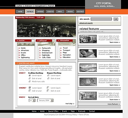 webdesign : Big, Screenshot 3982