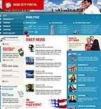 webdesign : news, sightseeing, local