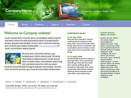 webdesign : Big, Screenshot 408