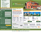 webdesign : house, foreclosure, constructions