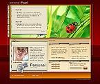 webdesign : images, interests, events