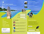 webdesign : sights, location, relaxation