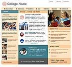 webdesign : library, entrance, exam
