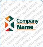 webdesign : logo, green, geometrical